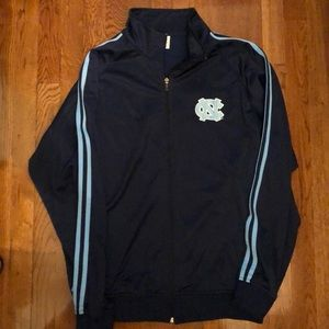 Men's North Carolina Zip Up Jacket